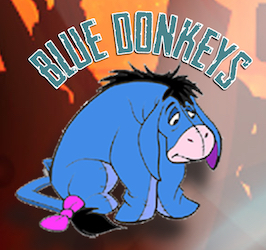 Blue-Donkeys
