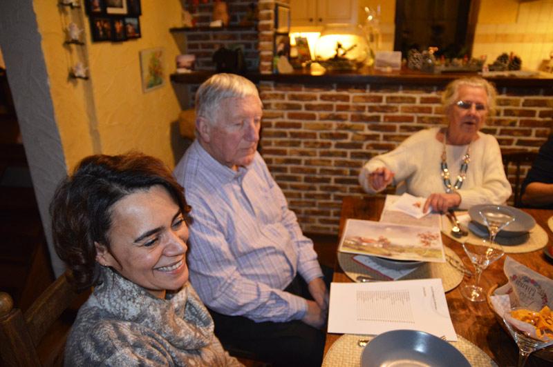 Nathalie Delvenne Gigi et José Lecuyer